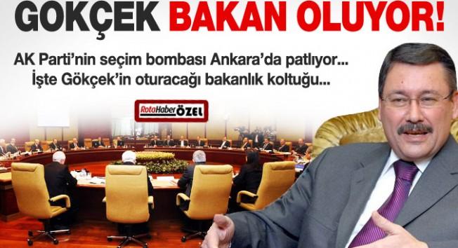 Erdoğan, Melih Gökçek'i bakan yapacak!
