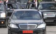 Melih Gökçek Başbakan'a Şoförlük Yaptı.