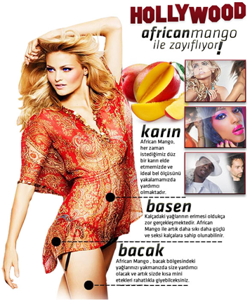 African Mango Diet Pill - Weight Loss Supplement - Where To Buy African Mango Extract