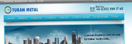 Galvanizim.com Sıfırdan Özel WordPress Tasarım